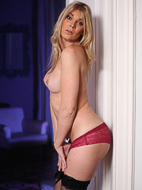 Come inside my room. Gorgeous Angelina spreads & jerks
